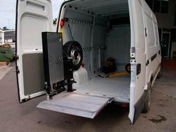 Plataformas Elevadoras para camiones
