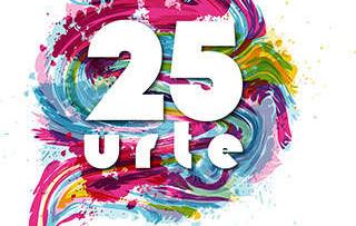 ¡¡¡HEMOS CUMPLIDO 25 AÑOS!!!